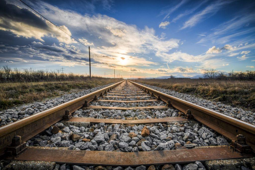 Vlakem po železnici