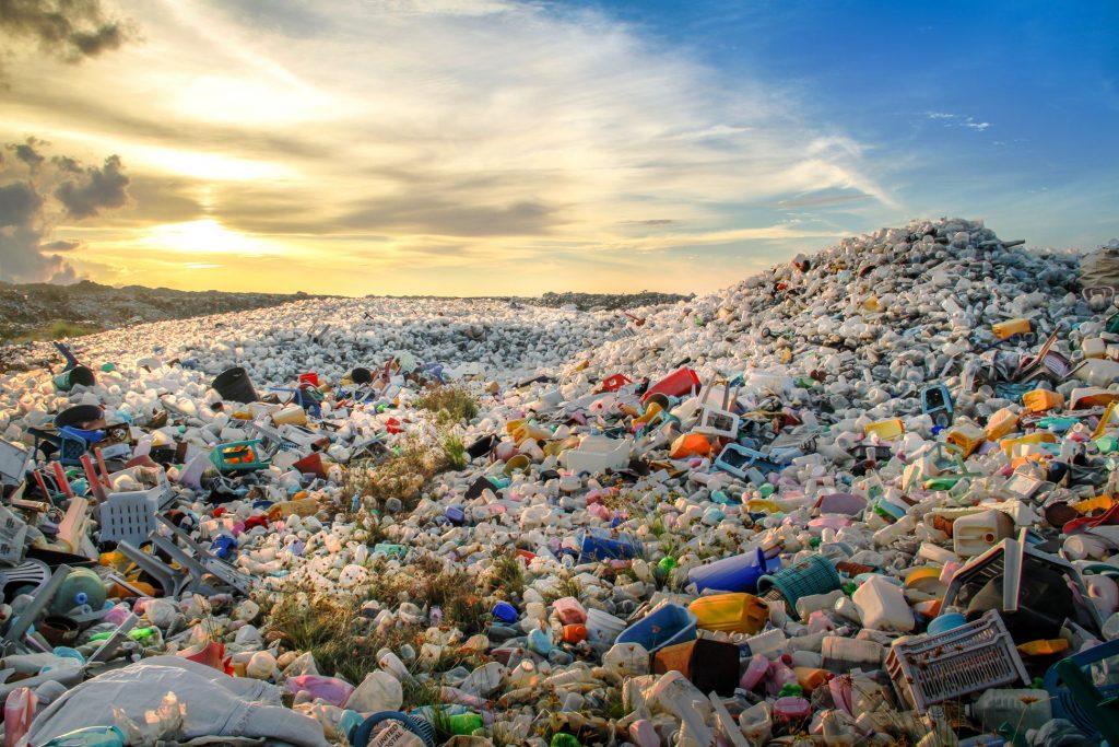 Odpad a plasty