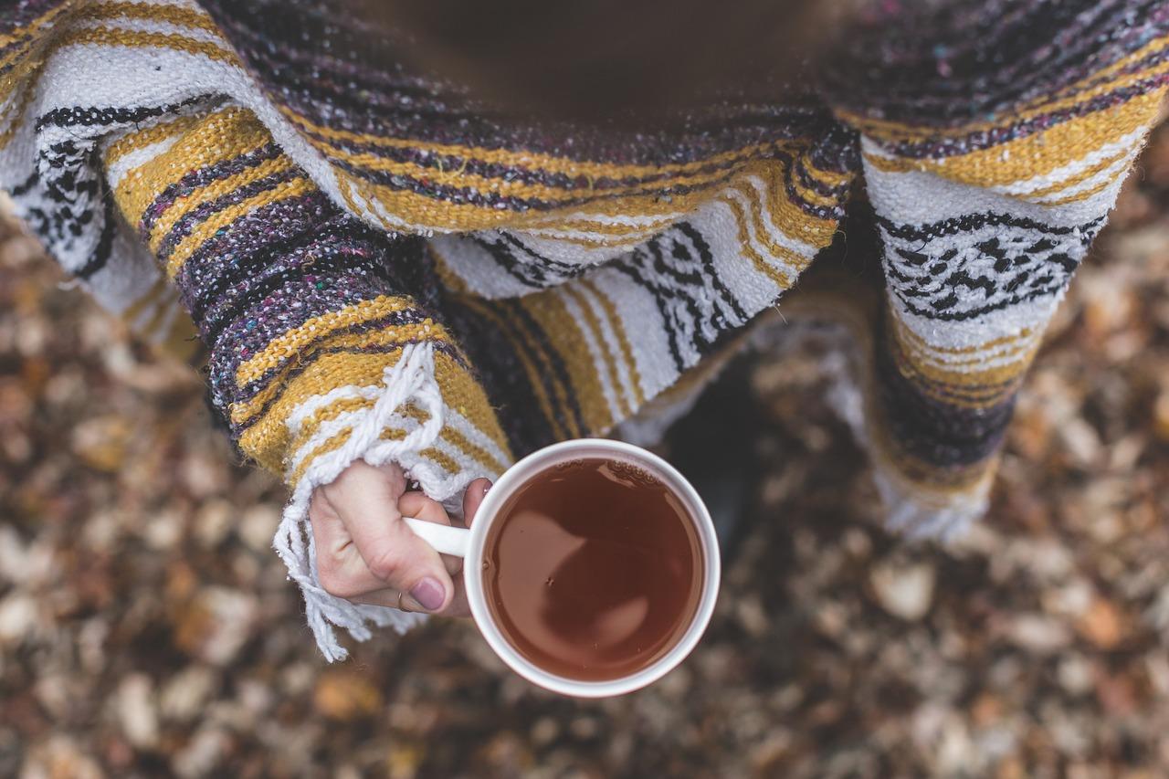 Podzimní čaj